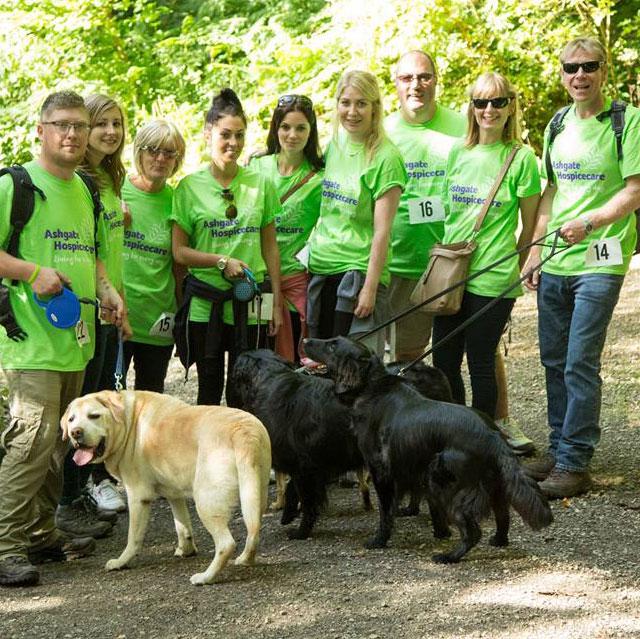 Dunston Lodge Sponsors Woofs & Wellies 2019
