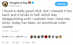 thoughts of dog 18